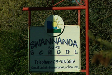 Swanannoa Primary School (Photo: 3 News)