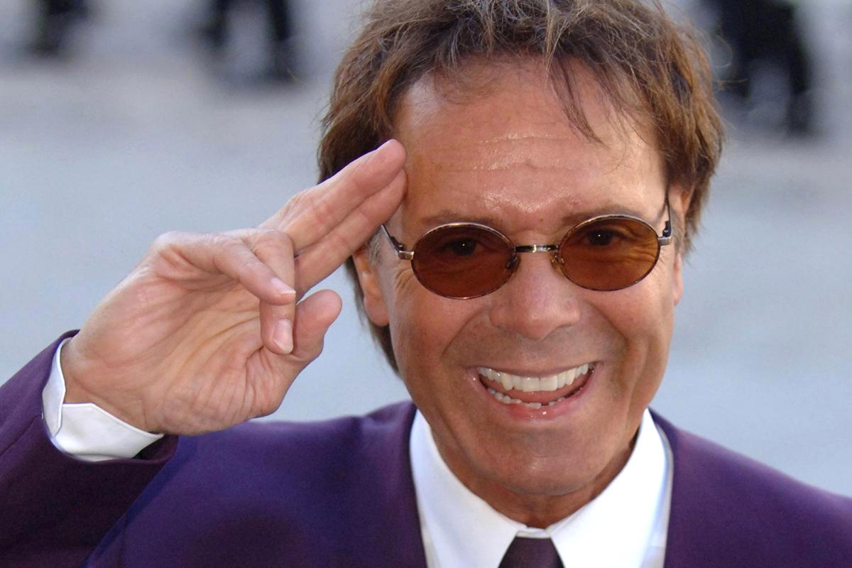 Cliff Richard a noshow at Portuguese city honour event | Entertainment | 3 News - cliff-richard_reuters_1200