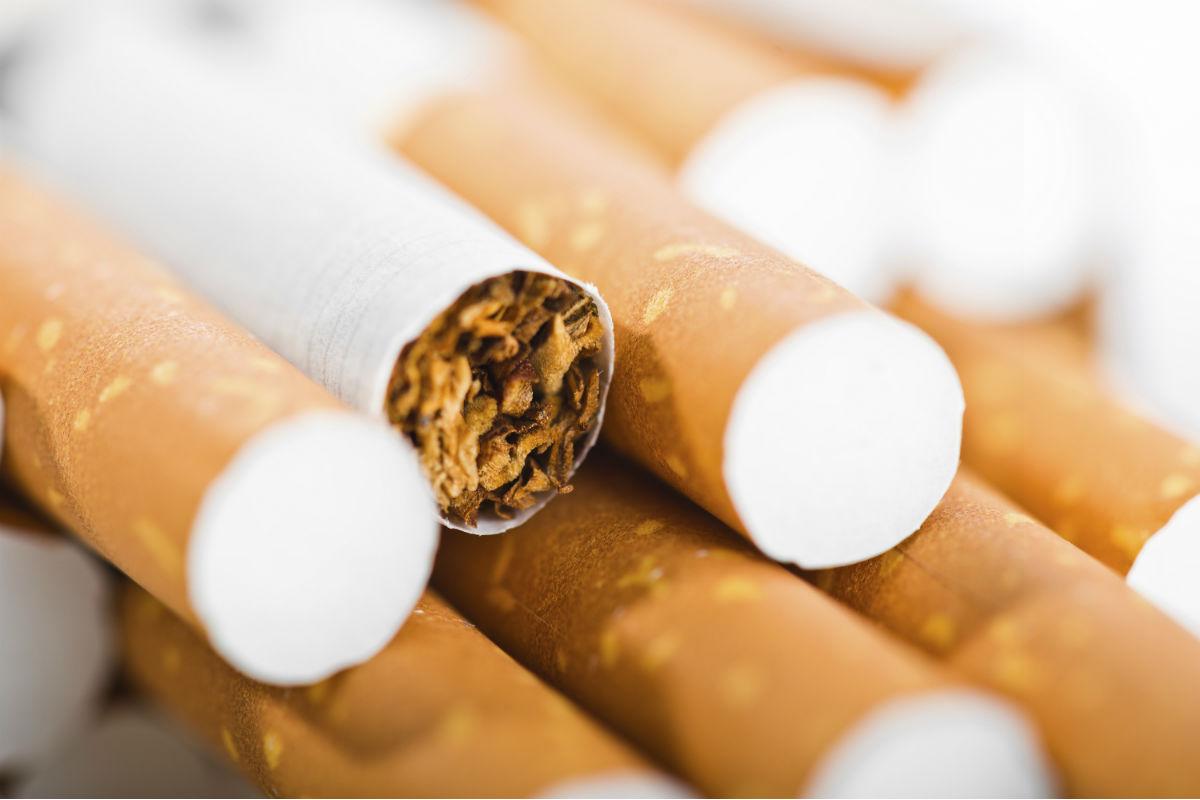 cigarette price UK sobranie