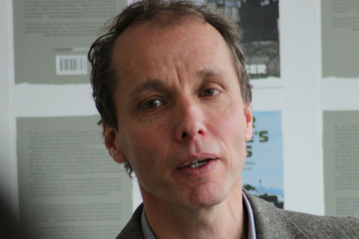 <b>Nicky Hager Nicky Hager</b> 39considering options39 after privacy breach - nicky-hager-2-1200