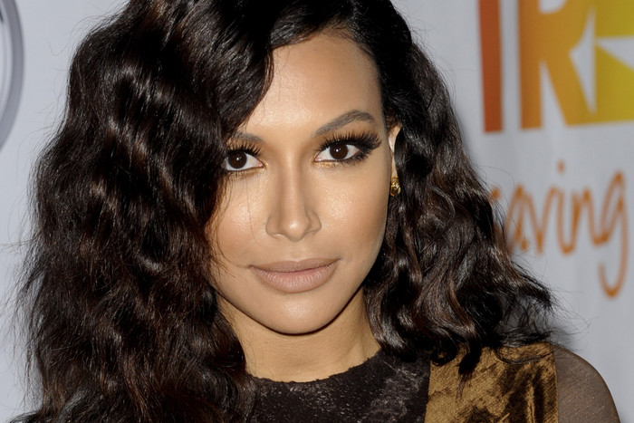 Naya Rivera Child Star Glee Star Naya Rivera Aap