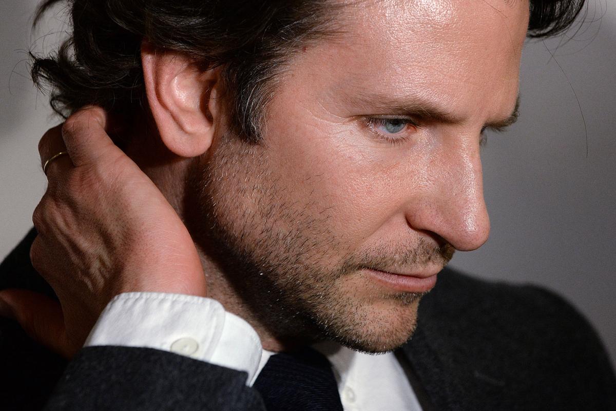 Bradley Cooper at the American Bradley Cooper