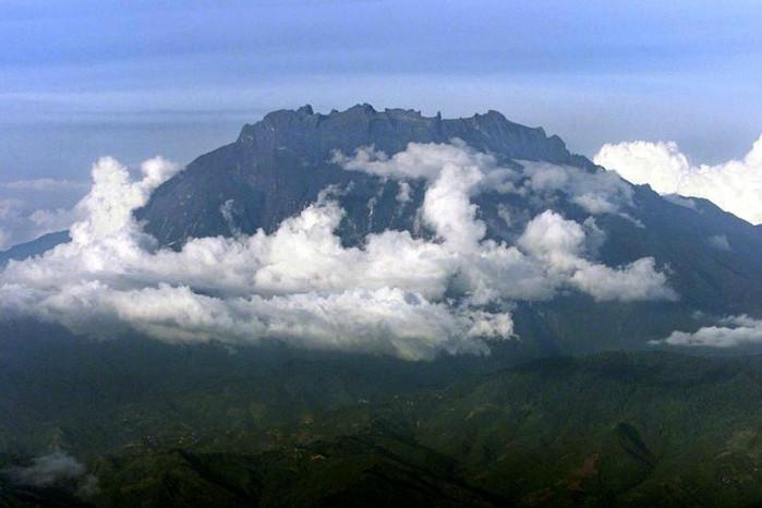 Mount Kinabalu (Reuters)